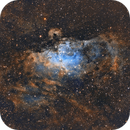 M16 - Eagle Nebula in SHO,                                Sven Hoffmann