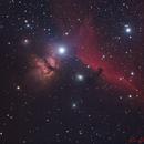 NGC 2024 IC 434,                                rémi delalande