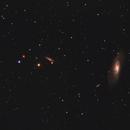 M106 Cluster,                                Carsten Eckhardt