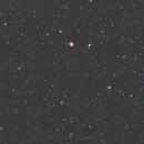 Bowtie nebula,                                allanv28