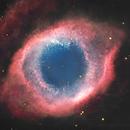 Helix nebula,                                Alberto Tomatis