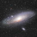 M31 - Hyperstar + QHY10,                                Maarten Rolefes