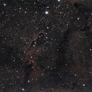 IC1396 - la trompe,                                Christophe