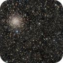 M56 - Globular Cluster in the constellation Lyra,                                Frank Breslawski