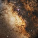 Summer Milky Way ,                                Piotr Dzikowski