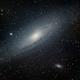 M31 Andromeda,                                Andreas Nilsson