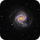 M61 Supernova 2020fjo,                                rhombus
