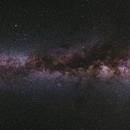 Summer Milky Way Panorama,                                Wei-Hao Wang