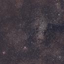 Sagittarius Region - Untracked,                                João Pedro Gesser