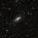 NGC 3621, galaxy in Hydra,                                José Joaquín Pérez