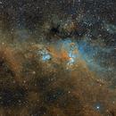 NGC3576 and IC2944,                                SongAoChong