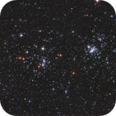 Double Cluster h & chi persei,                                Thomas Richter
