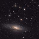 NGC 7331,                                Chris Spenner