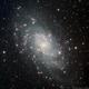 M33 - Triangulum Galaxy HaLRGB,                                Richard Bratt