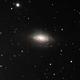 NGC 3521 - Galaxy in a Bubble,                                David N Kidd