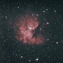 Pacman Nebula NGC 281,                                galaxy_sundowner