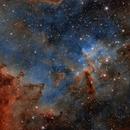 Melotte 15 – Heart of the Heart Nebula,                                DeepSkyView