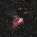 Omega nebula - M17,                                bushi893