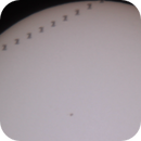 ISS Solar Transit,                                Russell Valentine