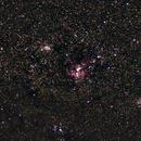 Eta Carinae widefield,                                fongkaiyuan