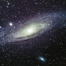 M31- Andromeda Galaxy,                                Nathan O'Looney