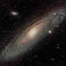 M31 - first attempt,                                kk009