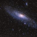 Neubearbeitung 5 M31 alias Andromeda Galaxie,                                Matthias Groß