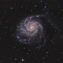 M101 en RGB,                                Xavier V