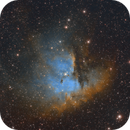 NGC 281 - SHO,                                Dhaval Brahmbhatt