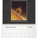 Astro La Vista Observatory Calendar Page,                                Jim Matzger