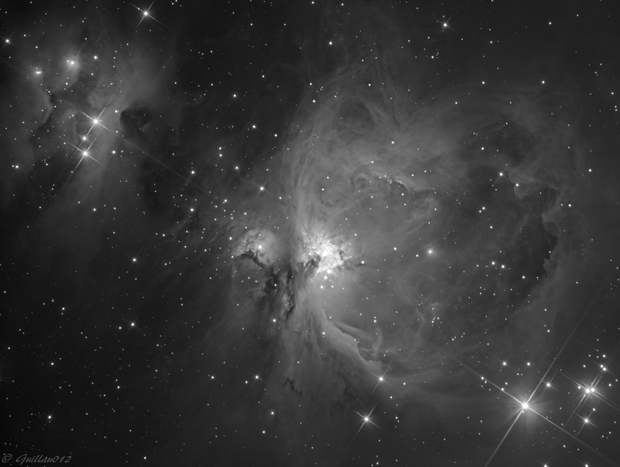 M42 luminace,                                guillau012