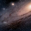 M31 Andromeda Galaxy,                                Kai Albrecht