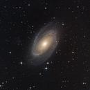 M81 - Bodes Galaxy,                                dbenji