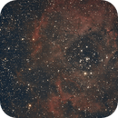 NGC 2237 Rosette Nebula,                                diurnal