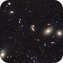Markarian's Chain of Galaxies in Virgo,                                S. Stirling