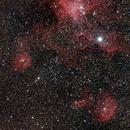 IC2944 The Running Chicken Nebula,                                Tim Anderson
