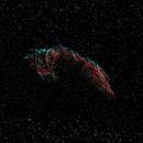 NGC 6992,                                Miles Chatterji