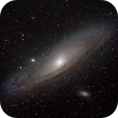 M31 over 2 nights,                                thgr8houdini
