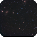 Markarian chain within Virgo-Cluster,                                Christian Dahm