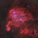 Running Chicken Nebula IC2944,                                Stanislav Volskiy