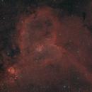 The Heart and Soul Nebula,                                adavoli