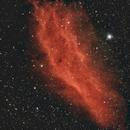 NGC 1499 California Nebula,                                Prea