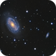 NGC 4725 and Friends,                                Oliver