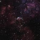 Cassiopeia A - supernova remnant,                                James E.