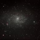 m33 Triangulum galaxy,                                Insomniac
