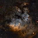 NGC 7822,                                Fernando