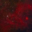 NGC 6604,                                Colin