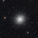 M13 test with Lynx Astrograph,                                Albert van Duin
