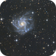 NGC 7424,                                Geoff