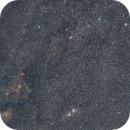 H et Khi Persée - IC805 Nébuleuse du Coeur - IC1848,                                Sébastien Chaline